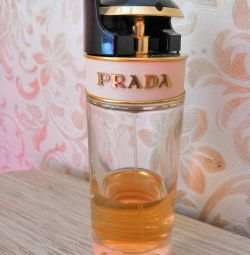Parfüm orijinal Prada Şeker