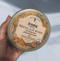Маска для волосся Рецепти Бабусі Агафії