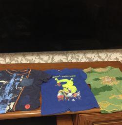 T-shirts για 5-6 χρόνια