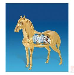 Swarovski Horse with Crystals Crystal Temptations
