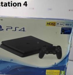 PS4 Unused