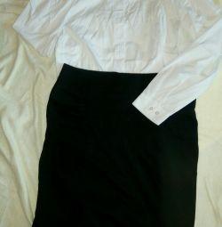 Η φούστα είναι 52 r. Νέα