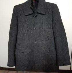 Пальто чоловіче royal'S р.46 зріст 176 демісезонне