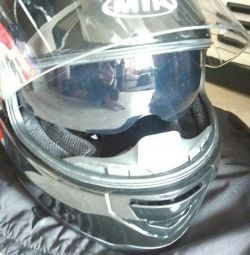 New helmet MTR