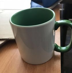 Mug for logo application (sublimation)