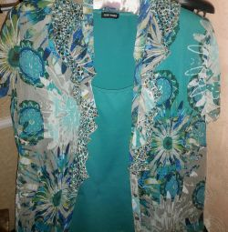 Blouses with tops package, Germany, package