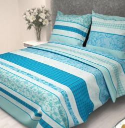 2-cn. bed linen with euro-sheet