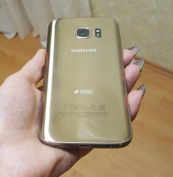 Срочно.Телефон Samsung galaxy S7