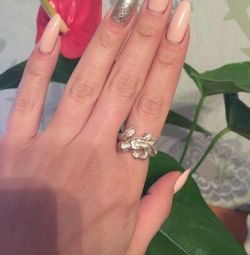 Silver ring urgently