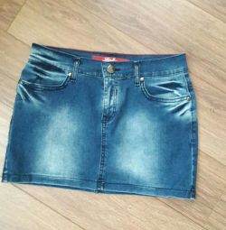 Denim skirt rr 42-44