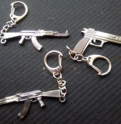 Key chains weapon