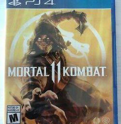 Mortal Kombat 11 PS4'te