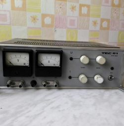 TEC 21 power supply