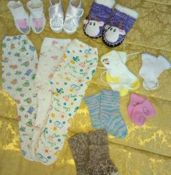 Things for girls for 15-50 rubles.