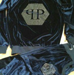 Velor costume Philip Plain