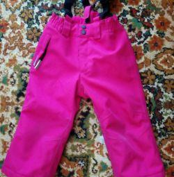 Pantaloni de iarnă pentru copii LASSIE