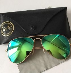 ? ? ? New Ray Ban Aviator? Points ? ?