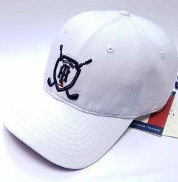 Tommy Hilfiger Shield Μπέιζμπολ (λευκό)