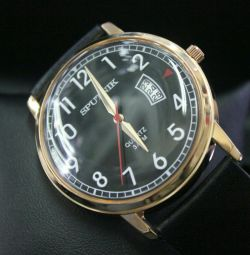 Mens Watch companion sputnil