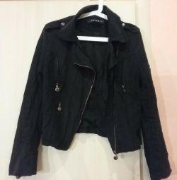 Jacket black demi seasonal