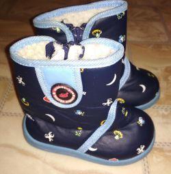 Boots spring - autumn 21 sizes