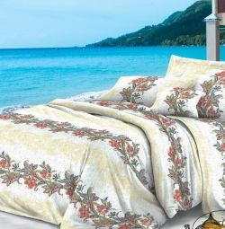 new bed linen set, Ivanovo, 1,5 cn