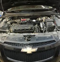 GBO για την εγκατάσταση 4ης γενιάς Chevrolet Cruze