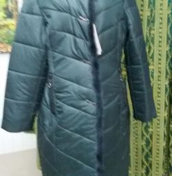 Winter women's coat