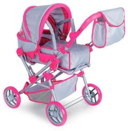 Yeni olanlar. Bebekler için bebek arabası-trafo 9333