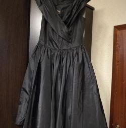 Платье нарядное, р. 46