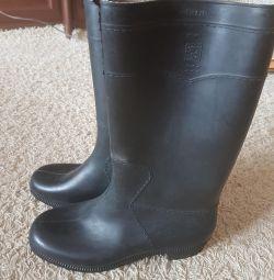 Гумові чоботи нові