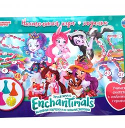 Board game hodilka Enchantimals