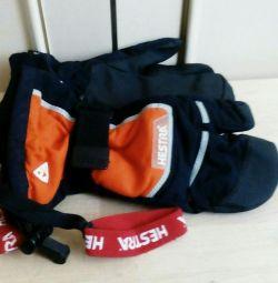 Mănuși de snowboard Hestra (Suedia)