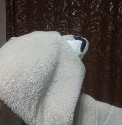 Ζεστό μπουρνούζι