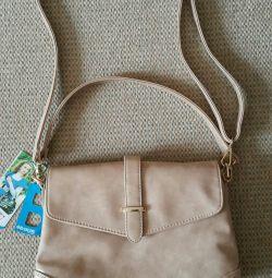 Нові кожзам сумки