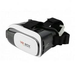 Realitatea ochelari virtuale VR Box 2.0 + telecomanda