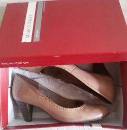 Παπούτσια, γνήσιο δέρμα, Γερμανία, r-38