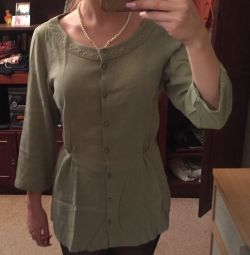 Blouse / jacket / tunic new