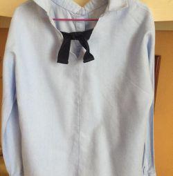 Блузка Zara шкільна форма
