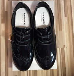 Yeni ayakkabılar (loaches)