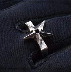 Ring five-pointed star