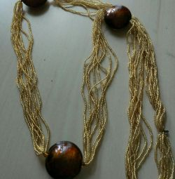 Beads from italy
