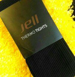 Colanți termoizolanți din fleece