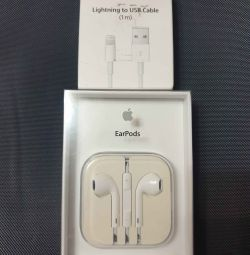 EarPods / Lighting / Apple.