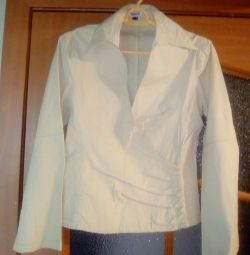Βαμβακερή μπλούζα, 44ρ