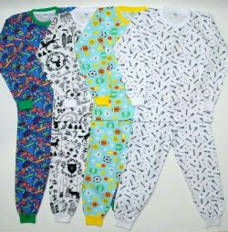Pajamas for boys
