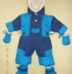 Winter overalls up to 1,5-2x years.