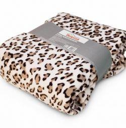 Plaid Leopard 140 * 200 cm