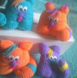 Tricotat pisică