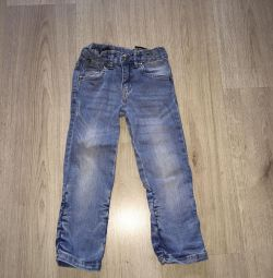 Jeans for girls 92-98
